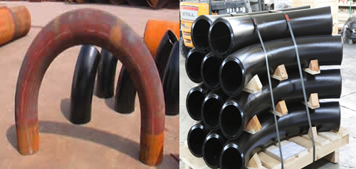 Carbon Steel ASTM A860  Pipe Bends
