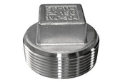 ASTM A182 304 Square head solid plug