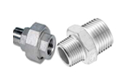 ASTM A182 304 Threaded union (male x female)