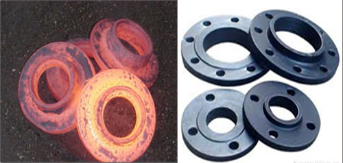Alloy Steel ASTM A182 F11 Flanges manufacturer