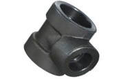 ASTM A182 Alloy Steel F11 Forged Socket Weld Tee