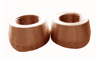 ASTM B366 Copper Nickel Threadolets