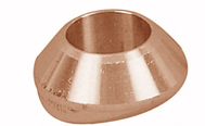 ASTM B366 Copper Nickel Weldolets