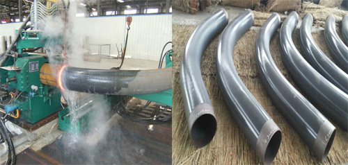 Alloy Steel ASTM A234 WP5 Pipe Bends
