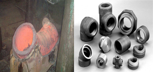 Carbon Steel ASTM A350 LF2  Forged Fittings manufacturer