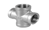 ASTM A182 316 Forged Socket Weld Cross
