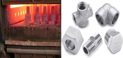 ASTM A182 316 Stainless Steel Forged Fittings manufacturer