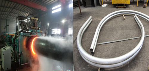 ASTM B366 800 Incoloy Pipe Bends Manufacturer in India, 825 Incoloy