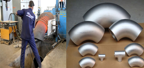 ASTM A403 WP317 /317L Stainless Steel Buttweld Pipe Fittings manufacturer