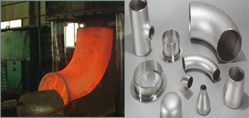 ASTM A403 WP321 /321H Stainless Steel Buttweld Pipe Fittings manufacturer