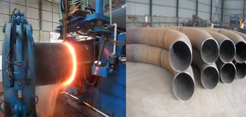 ASTM A403 347 Stainless Steel Pipe Bends