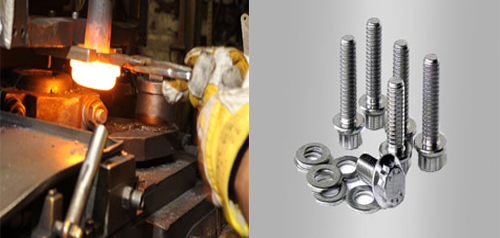 Stainless Steel 304 / 304L / 304H Fasteners
