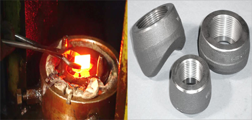 Nickel Alloy 200 / 201 Olets